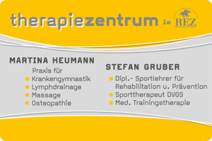 Therapiezentrum im REZ